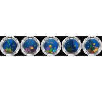 """Декоративный комплект стендов для детского сада """"Иллюминаторы"""""""
