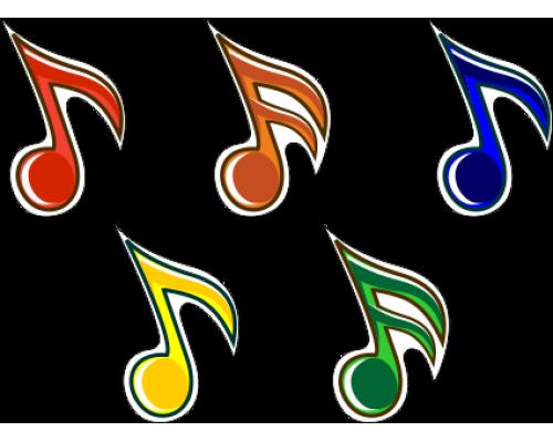 Декоративные элементы для музыкального зала