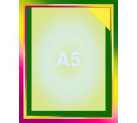 Стенд с карманом А5