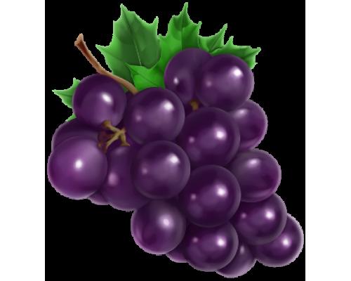 Декоративный стенд в форме винограда
