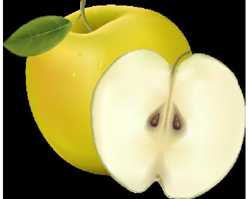 Декоративный стенд в форме яблока